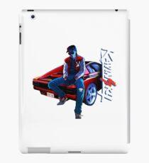 Kavinsky v2 iPad Case/Skin