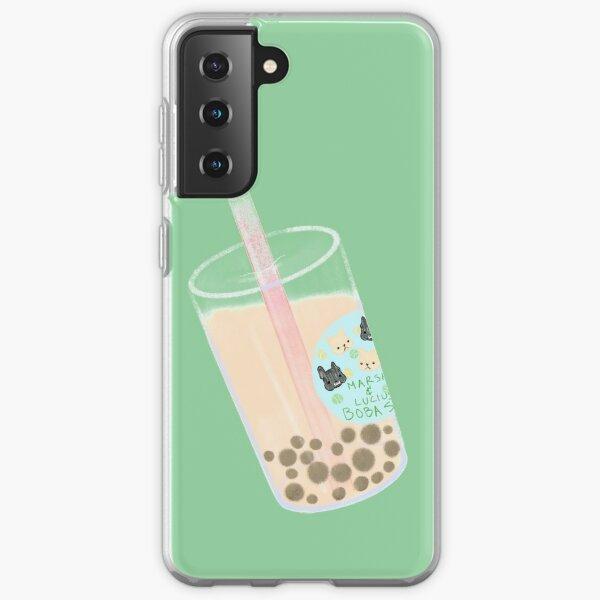 Marshy & Lucius Boba Shop Samsung Galaxy Soft Case
