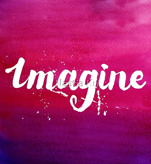 Imagine by ychty