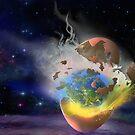 Cosmic Hatch by Igor Zenin