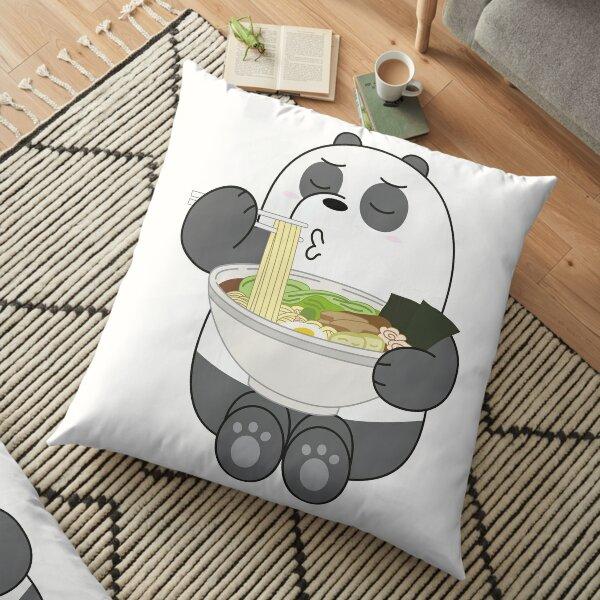 Panda Bodenkissen