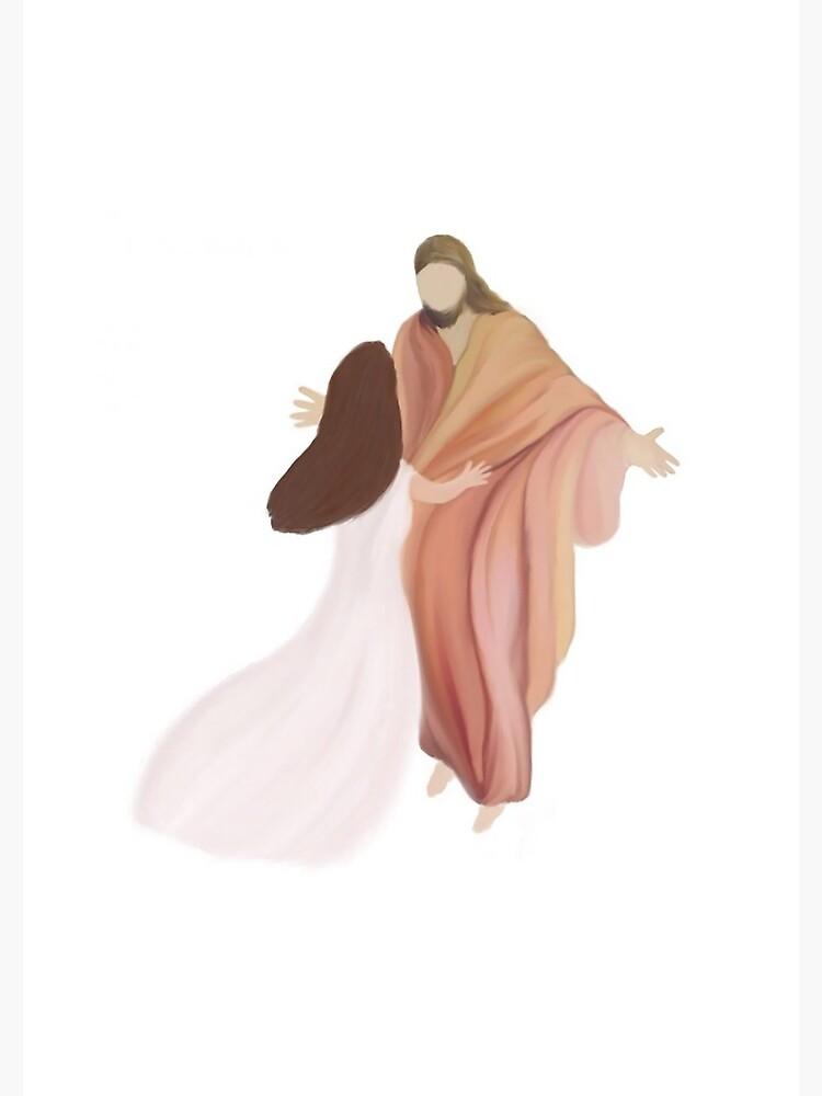 Run to Jesus by YouAreMadeNew