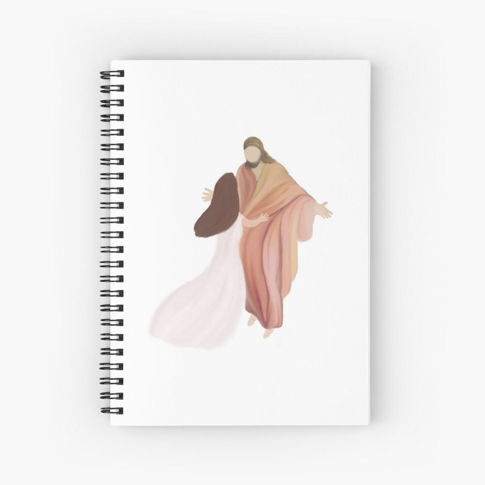Run to Jesus Spiral Notebook