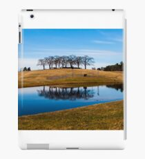Skogskyrkogården - UNESCO World Heritage Site iPad Case/Skin