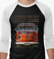 HDR Orange Volkswagen mini van T-Shirt