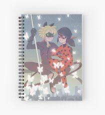My Lady Spiral Notebook