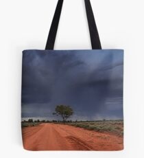 The Red Continent.... Tote Bag