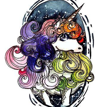 Unicornio de KaylaPhan