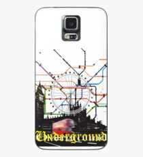 Underground Overground Case/Skin for Samsung Galaxy