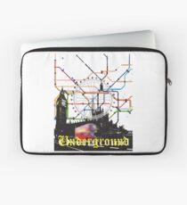 Underground Overground Laptop Sleeve