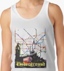 Underground Overground Men's Tank Top