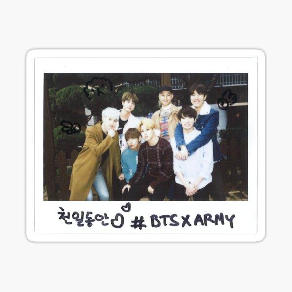 BTS X ARMY Sticker
