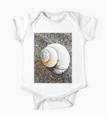 Solitary Shell One Piece - Short Sleeve