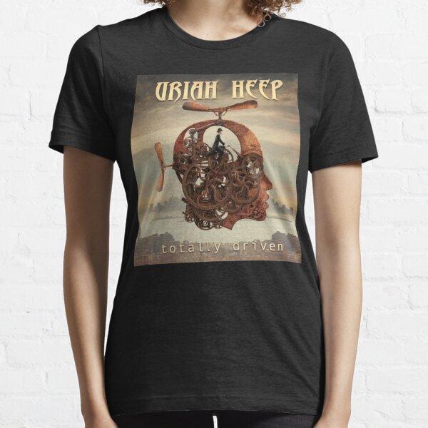 uriah totally heep 2021 tour dabuk Essential T-Shirt