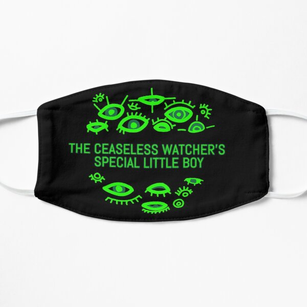 The Ceaseless Watcher's Special Little Boy- MAG - All Seeing Eyes Flat Mask