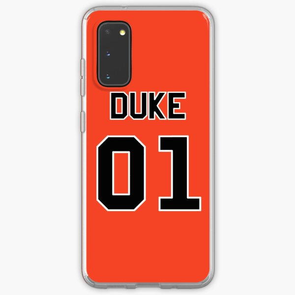 The General Lee Jersey – Dukes of Hazzard, 01 Samsung Galaxy Soft Case