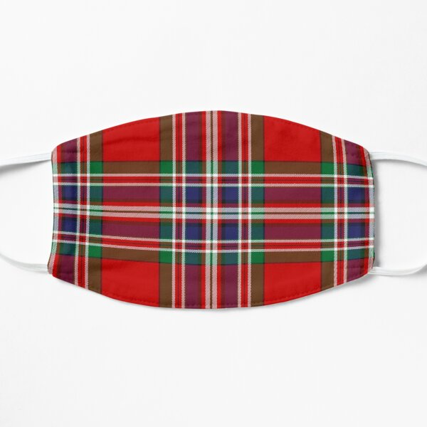 MacFarlane Tartan Flat Mask