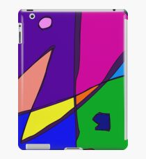 Stained Glass Simulation iPad Case/Skin