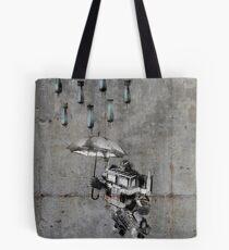 Optimus Prime - Urban Warfare Tote Bag