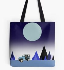Stiles' Jeep Tote Bag