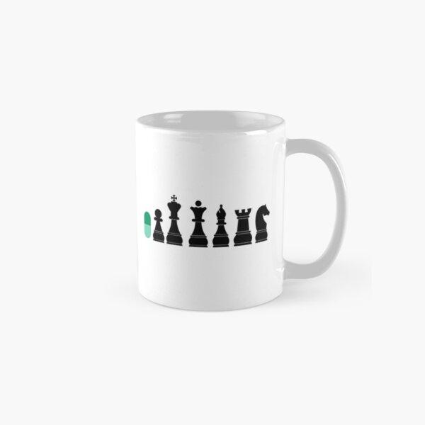 Pill Chess Pieces Classic Mug