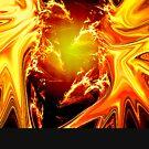 Fire Fight by glink