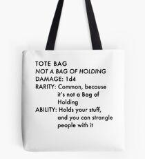 D & D-Einkaufstasche Tote Bag
