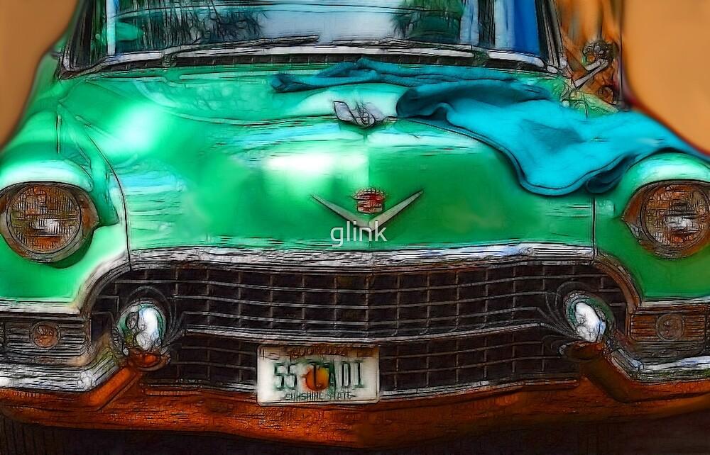 Emerald Caddy! by glink