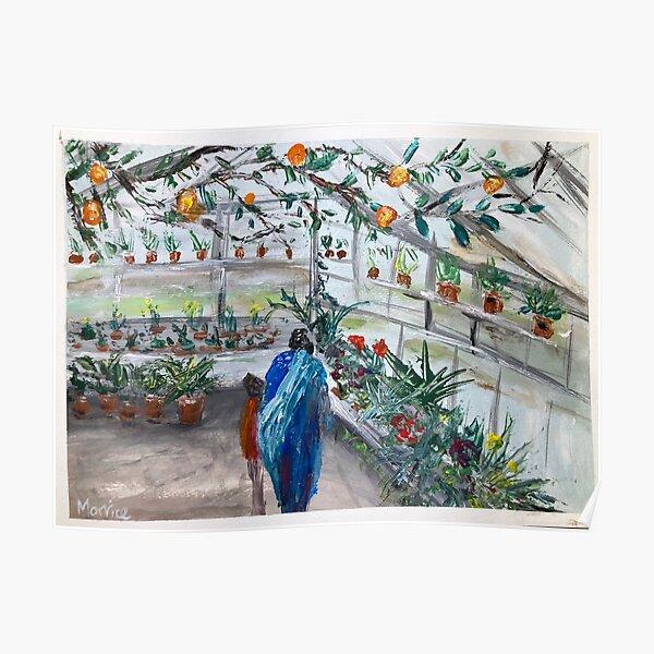 Mrs Bibi's Orangery  Poster