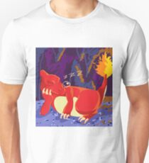 Sleeping Charmeleon Unisex T-Shirt