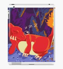 Sleeping Charmeleon iPad Case/Skin