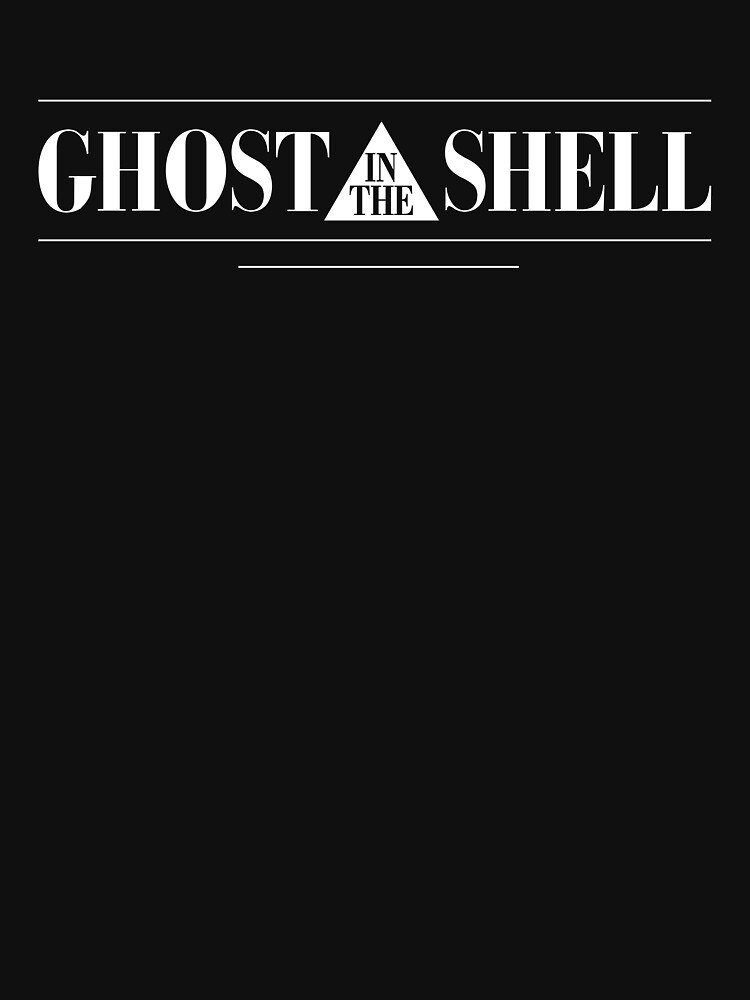 Ghost in the Shell T-shirt / Phone case / Mug / More 1 | Unisex T-Shirt