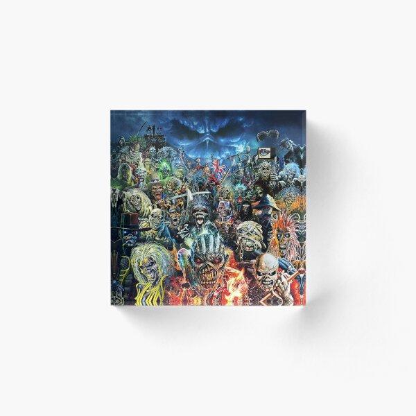 Eddi Batumpuk Acrylic Block