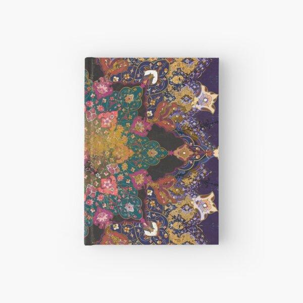 Persian Mandala Purple Hardcover Journal