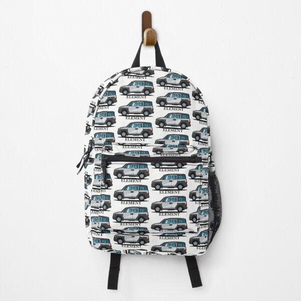 Silver Element Backpack