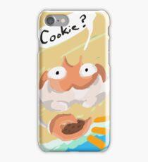 Cookie Krabby iPhone Case/Skin
