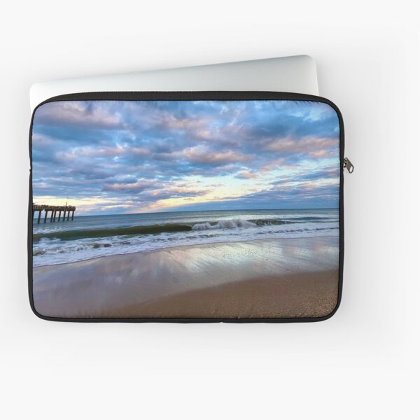 Saint Augustine Beach 1 Laptop Sleeve