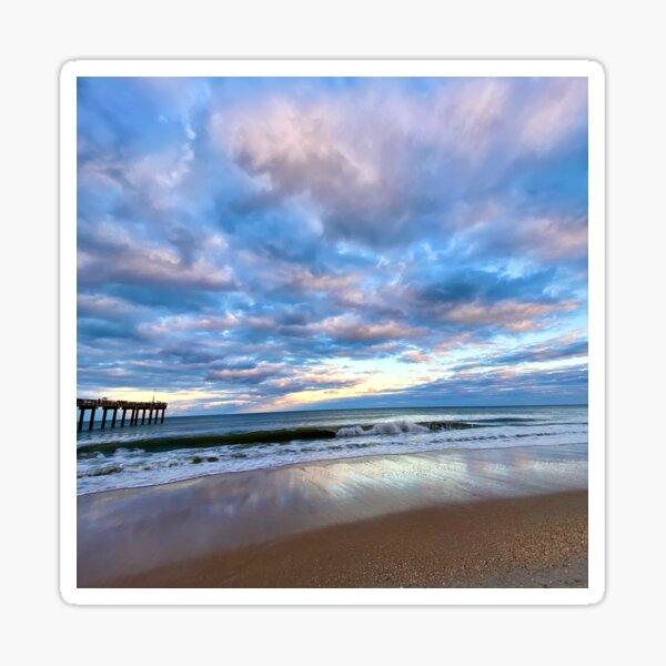 Saint Augustine Beach 1 Sticker