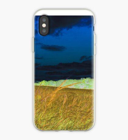 Prairie Clouds 3 iPhone Case