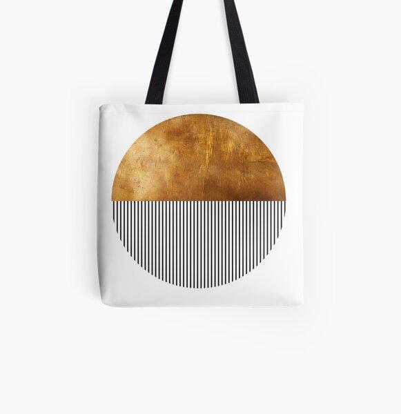 Mid century study no.20 Allover-Print Tote Bag
