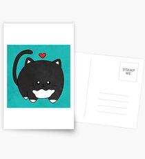Fat Cat Postcards