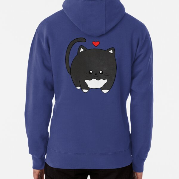 Fat Cat Pullover Hoodie