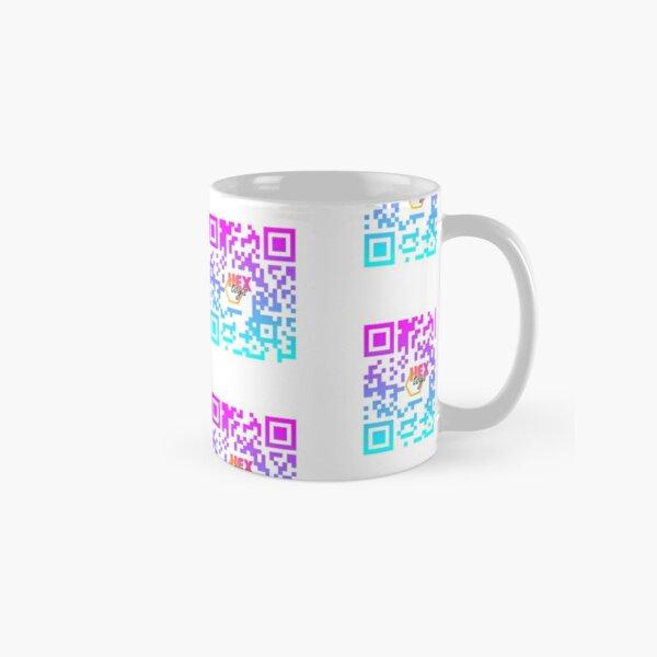 OPEN YOUR CAMERA APP & SCAN ME Classic Mug