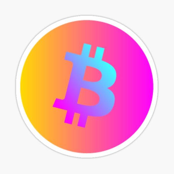 BITCOIN BITCOIN BITCOIN Sticker
