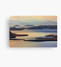 The Summer Isles Canvas Print