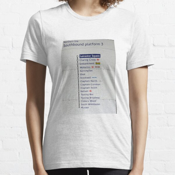 Leicester Square iPhone case Essential T-Shirt