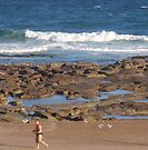 Beach Runner by KazM