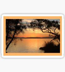 Super Sunset at Magical Myall Sticker