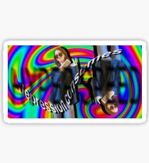 oliv HYPERSPEED EDITION Sticker