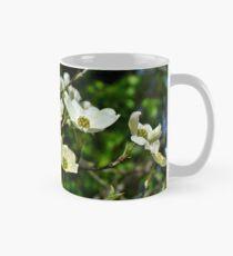 White Blossoms Mug